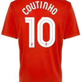 New boy handed vacant No.10 shirt – Liverpool FC