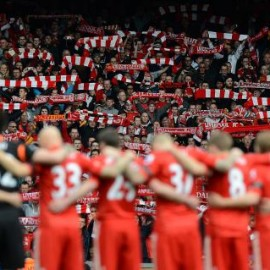 La Wifi débarque à Anfield Road, le stade de Liverpool